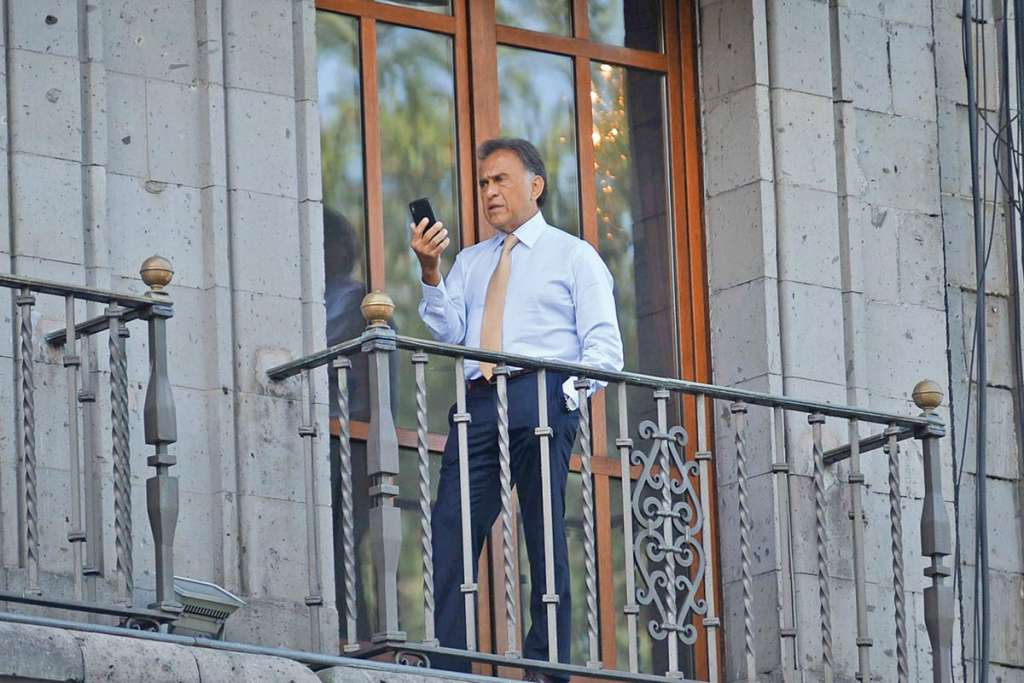 Miguel Ángel Yunes, exgobernador de Veracruz. Foto: Especial