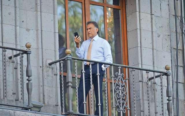 WEB. Miguel Ángel Yunes hizo uso de las redes sociales para posicionar sus acciones de gobierno. Foto: Especial