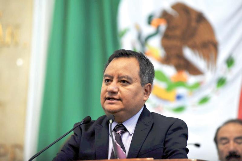 Eduardo Santillán busca otro periodo en febrero. Foto: Especial.