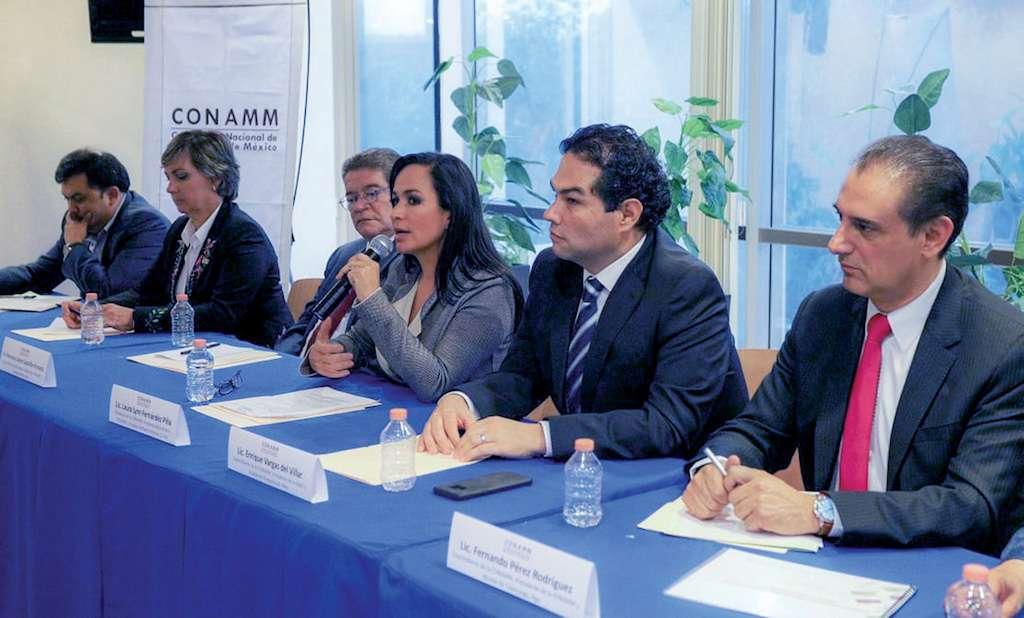 Los alcaldes manifestaron su posición. Foto: Especial.