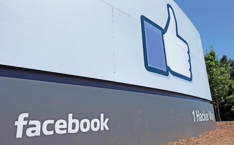 Facebook dijo que la información sobre la injerencia rusa del diario neoyorquino era inexacta. Foto: AP