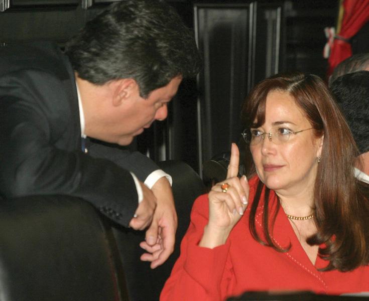 La presidenta nacional de Morena aseguró que el mandatario estadounidense ya había confirmado su asistencia. FOTO: SAÚL LÓPEZ/CUARTOSCURO.COM