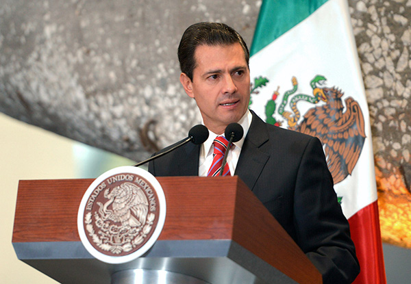 Esta será la última Cumbre Iberoamericana en la que Peña Nieto participe como mandatario.  FOTO: NOTIMEX