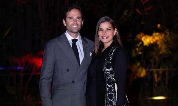 En la imagen, el rejoneador Diego Ventura y Bárbara Coppel. Foto: Yaz Rivera