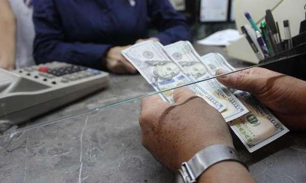 El ingreso promedio del envío de remesas fue de 5,800 pesos.. FOTO: ESPECIAL