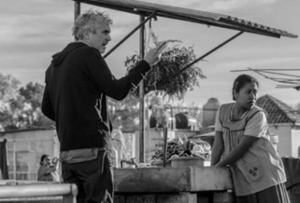 Roma representará a México en la categoría de Mejor película de habla no inglesa en los Premio Óscar. FOTO: NETFLIX