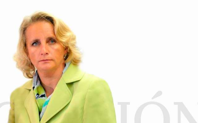 Sigrid Arzt / Ex secretaria Técnica de Seguridad Nacional y directora de Priva Data