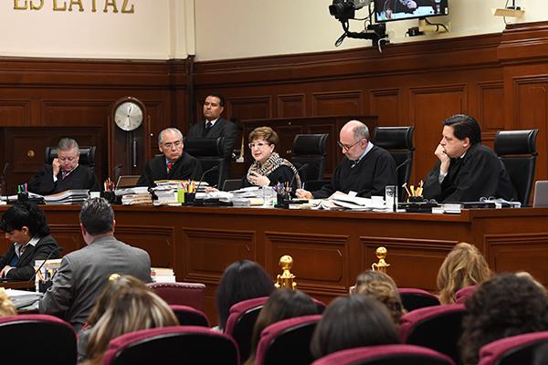 La pareja promovió recurso de revisión y el caso llegó al máximo tribunal del país. FOTO: ARCHIVO/ CUARTOSCURO
