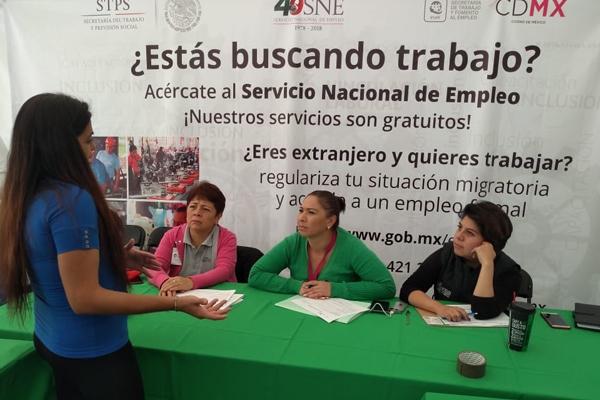 Ofrecen capacitación y empleo formal. FOTO: ESPECIAL