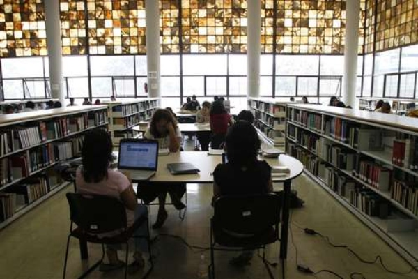 Es necesario no trabajar en el sillón o en la cama, dice la académica Alcalá Herrera. Foto: Especial