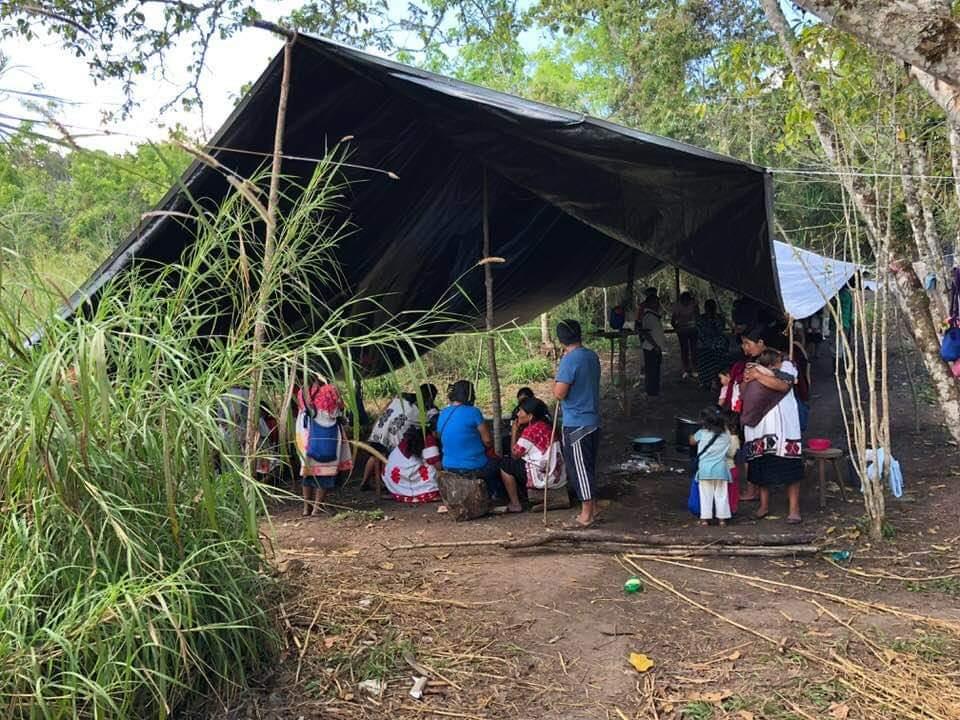 Chiapas es el estado con más desplazados