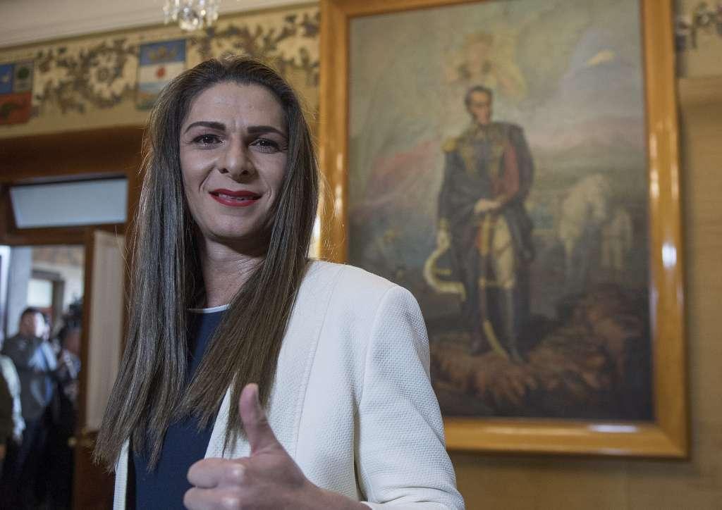 POSITIVA. Ana Guevara espera un apoyo extraordinario de recursos a mitad de 2019. Foto: MEXSPORT