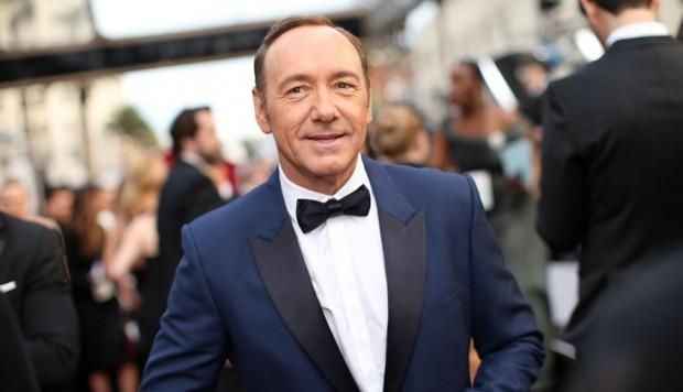 El actorKevinSpaceyserá inculpado por unapresunta agresión sexual. Foto: AFP.