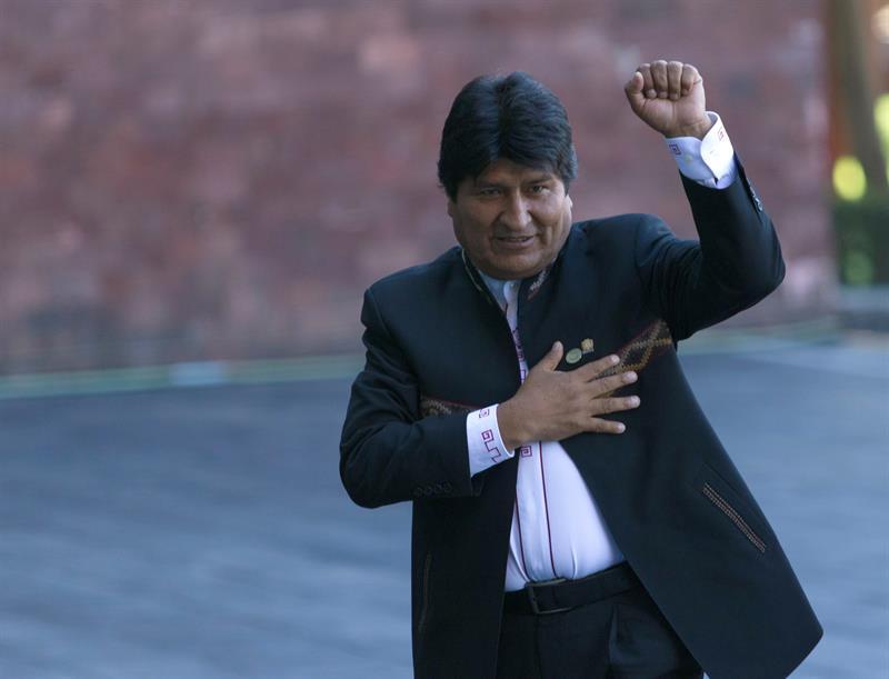 El Tribunal Supremo Electoral de Bolivia habilitó hoy la candidatura del presidente del país, Evo Morales, para las primarias previas a las elecciones de 2019