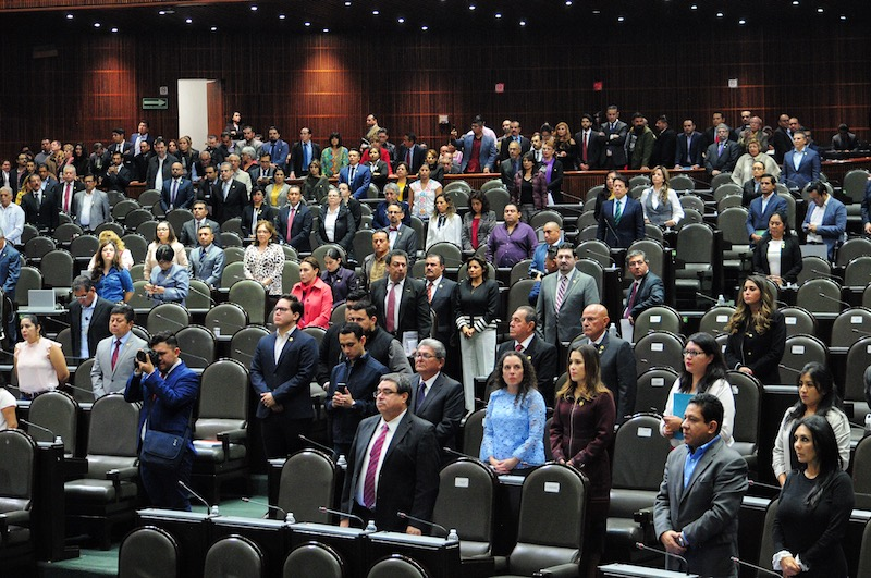 Este jueves podrían dar la entrada a los nombramientos de la Secretaría de Hacienda que hizo el presidente López Obrador.  Foto: Cuartoscuro