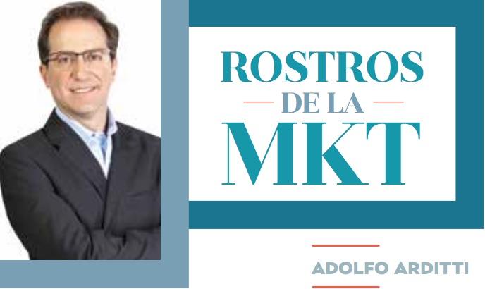 Adolfo Arditti / Director de Mercadotecnia de SURA México
