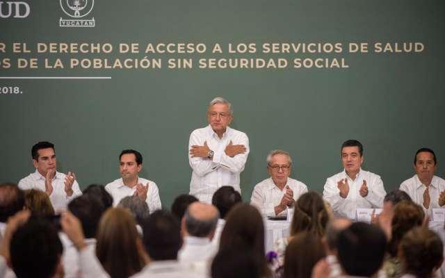 Este plan forma parte de la estrategia en la materia de la nueva administración. FOTO: ARCHIVO/ CUARTOSCURO