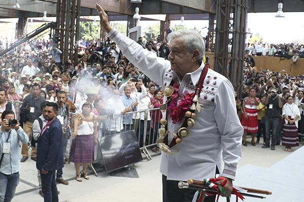 Las obras se realizarán por tramos hasta llegar a 14 mil millones de pesos. FOTO: CUARTOSCURO
