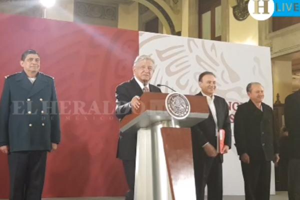 México negocia plan migratorio con Canadá y EU, afirma López Obrador