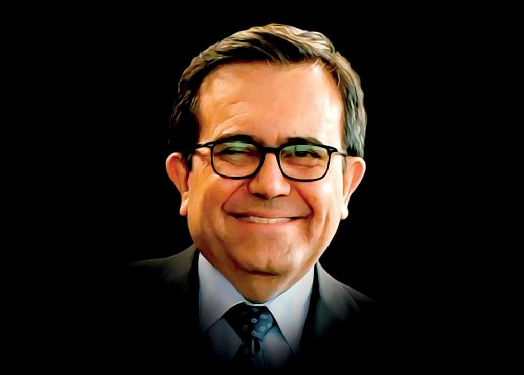 Ildefonso Guajardo, extitular de la Secretaría de Economía.