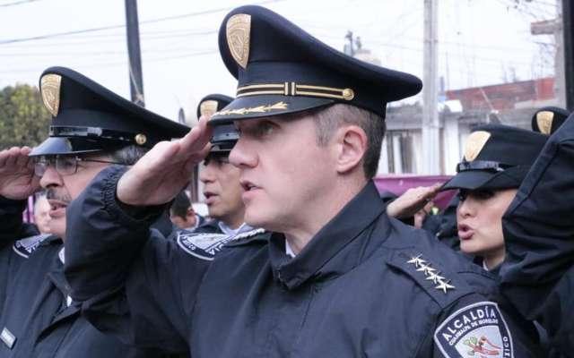 Rubalcava Suárez informó a los vecinos que al día primero de haber iniciado su gestión donó la totalidad de su liquidación como diputado para la adquisición de nuevas patrullas