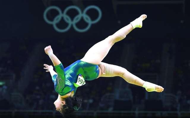 RECUPERADA. En Río 2016, Moreno fue criticada por su peso; hoy es una estrella. Foto: MEXSPORT