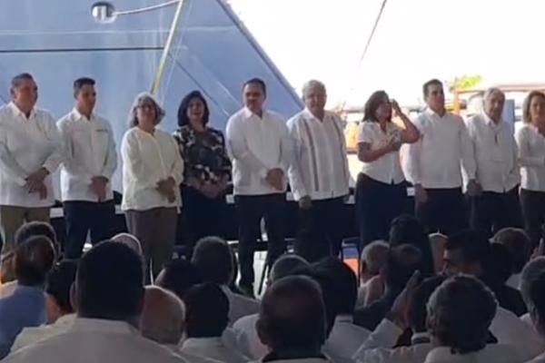 López Obrador presenta el Plan Nacional para la Producción de Hidrocarburos: EN VIVO