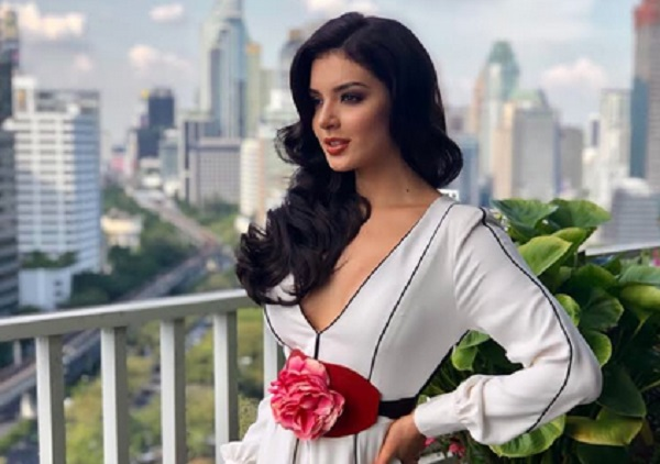 México estará representado por Andrea Toscano. Foto: Especial