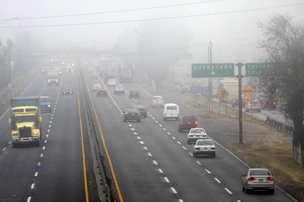 Piden a los automovilistas reducir la velocidad. FOTO: CUARTOSCURO