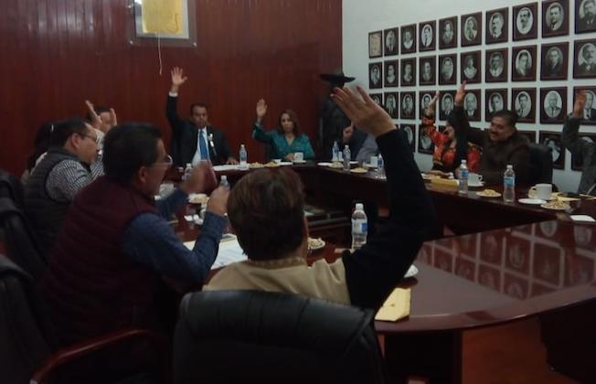 Para el Presidente Municipal, José Antonio Trejo, la petición de su antecesor era excesiva. FOTO: ESPECIAL