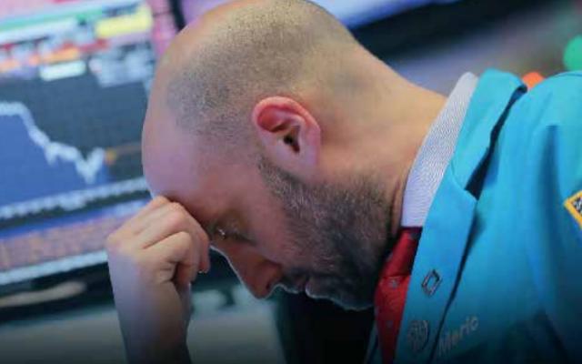 Inversionistas temen que se incremente la guerra comercial. FOTO: ESPECIAL