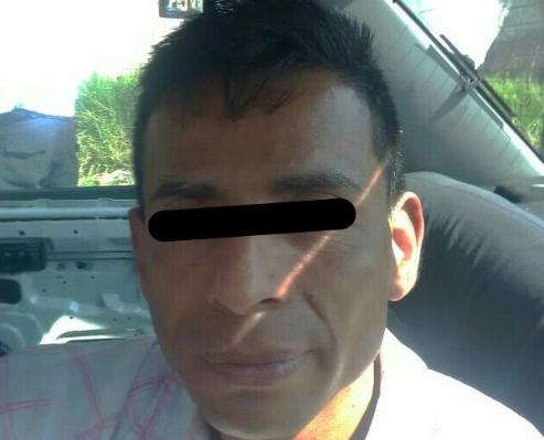 """Detienen a Ricardo """"N"""", el conductor que arrastró a policía en Atizapán"""