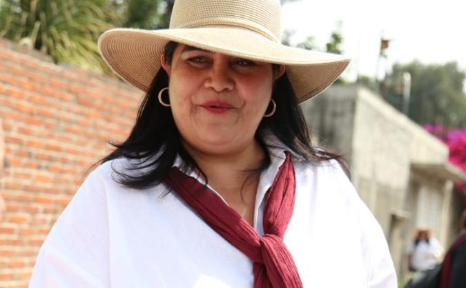 En la imagen Guadalupe Chavira. FOTO: ESPECIAL