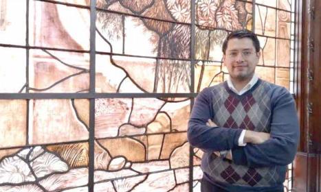 Carlos Martínez Vázquez, nuevo titular en el instituto.