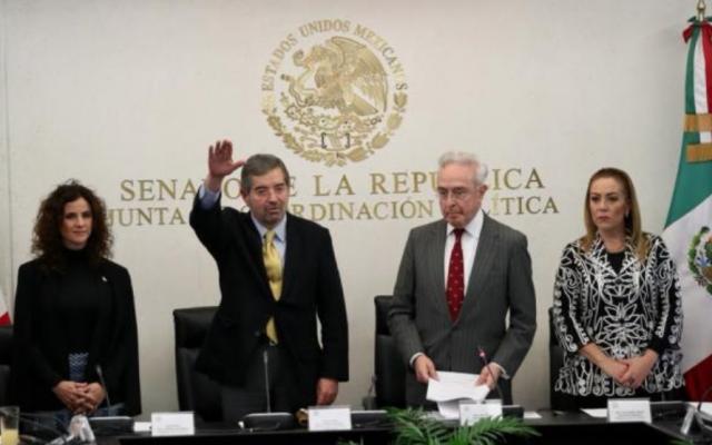 A México no le ha ido bien en el tema de derechos humano, dijo De la Fuente. FOTO: @ConJRdeLaFuente