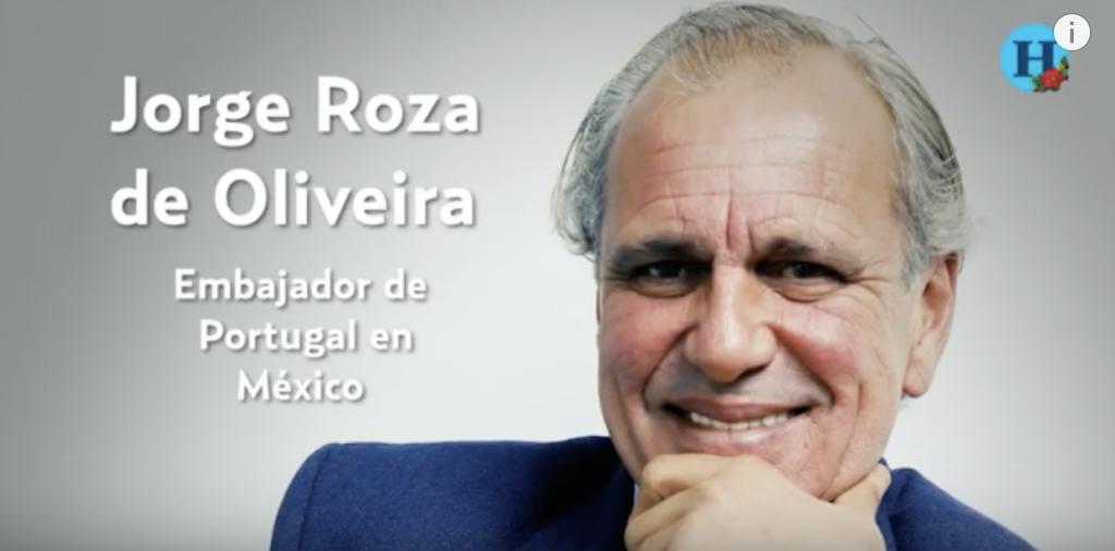 México es serio para la inversión: Embajador de Portugal