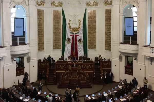 La decisión tiene que ver con la relevancia del dictamen de la Ley Orgánica aprobada. Foto: Archivo | @Congreso_CdMex