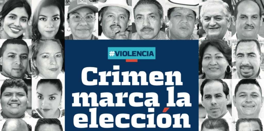 Crimen marca la elección #Anuario2018