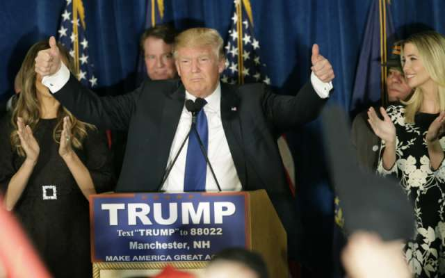 El presidente Donald Trump aplaudió la decisión a través de su cuenta de Twitter