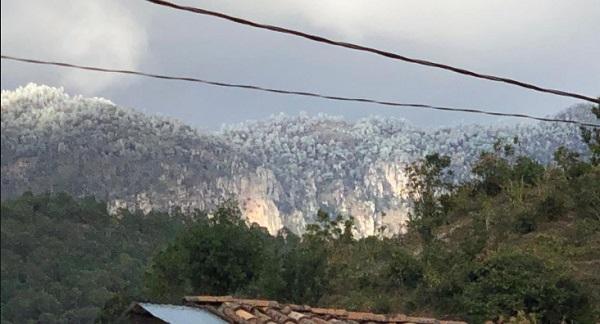 En la ciudad de Durango se prevé una temperatura máxima de 21 grados centígrados, con ambiente helado por la noche y al amanecer del lunes se espera una temperatura mínima de menos un grado. Foto: Especial