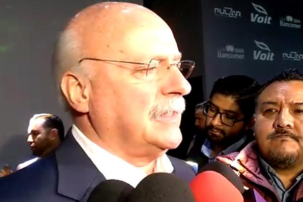 El presidente de la Liga MX reconoce que hay que reforzar la seguridad de la final. FOTO: ESPECIAL