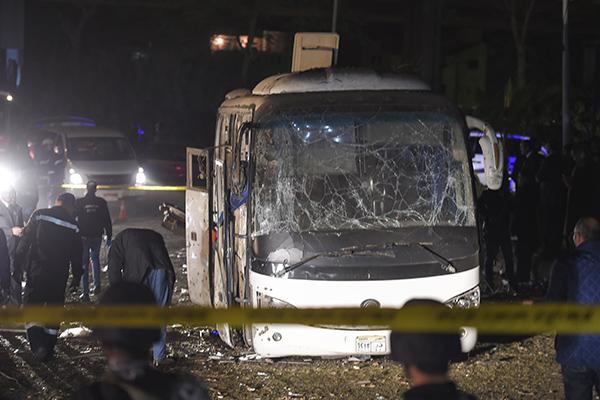 Los fallecidos son dos turistas vietnamitas. FOTO: AFP