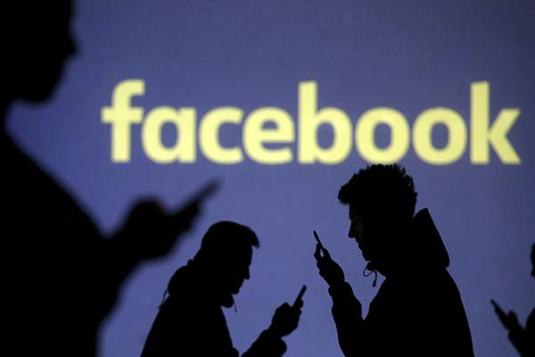 El virus afectó además a fotos que la gente descarga en Facebook. FOTO: REUTERS