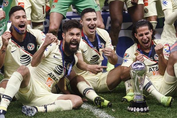 América se coronó campeón en la Final de la Liga MX, tras vencer 2-0 a Cruz Azul. Foto: Cuartoscuro
