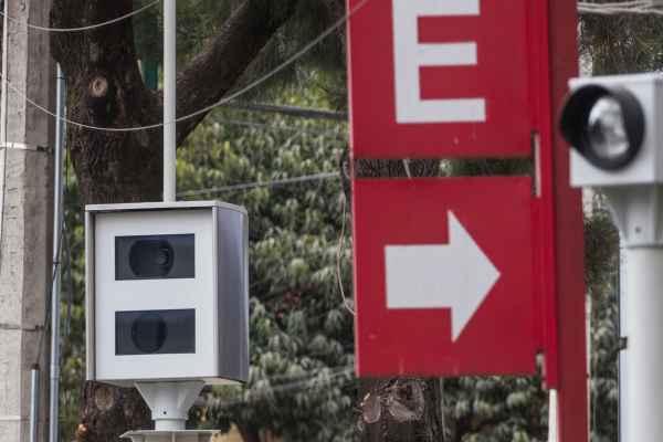 El diputado José Espinosa dijo las fotomultas no deben aplicarse como mecanismo para afectar la economía del automovilista. Foto: Archivo | Cuartoscuro