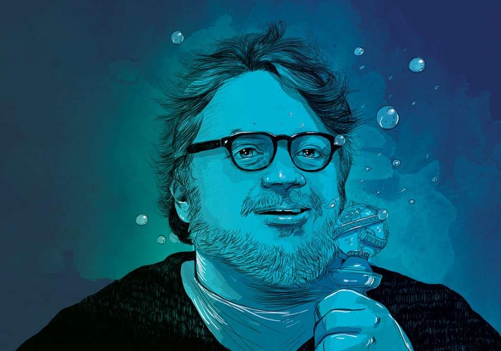 Guillermo del Toro Ha trabajado en más de 50 cintas y ha obtenido más de 15 reconocimientos internacionales más importantes. El Heraldo de México.