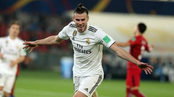 Bale ha marcado en los tres Mundiales que ha disputado con el Real Madrid. Foto: Especial