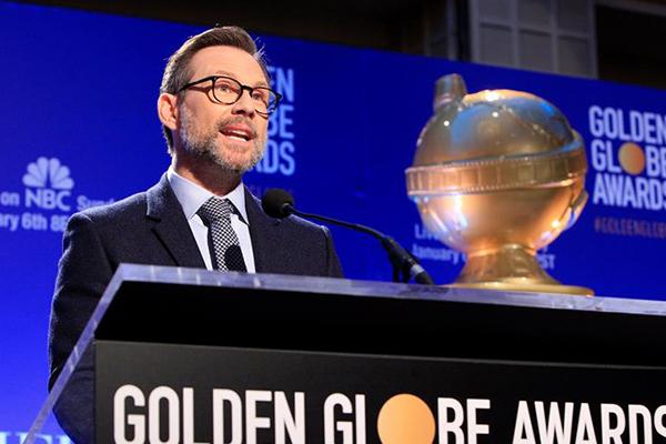 Los #GoldenGlobes serán entregados el 6 de enero. FOTO: EFE