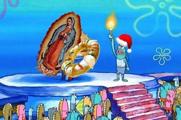 Los mexicanos se preparan para celebrar fiestas de aquí al 6 de enero. FOTO: ESPECIAL