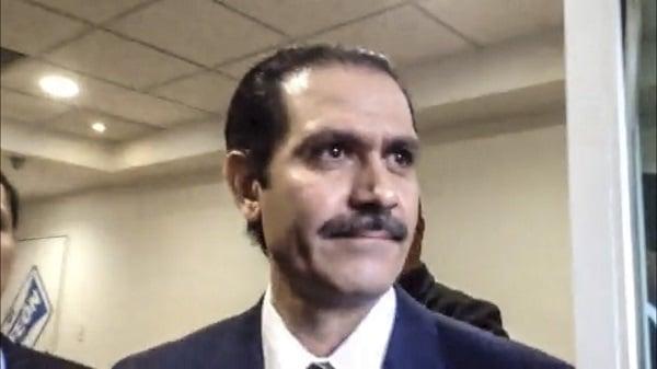 El pasado 28 de diciembre de 2018, Ricardo Paredes Calderón, magistrado del Quinto Tribunal Unitario en Materia Penal, aprobó un amparo para el exmandatario. Foto: Cuartoscuro